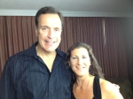 Mark Sandborn and Carly Alyssa Thorne