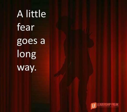 fear of achievement